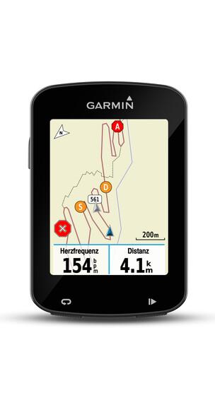 Garmin Edge 820 GPS Navigation inkl. Premium Pulsband + Hastighets- och Kadenssensor svart